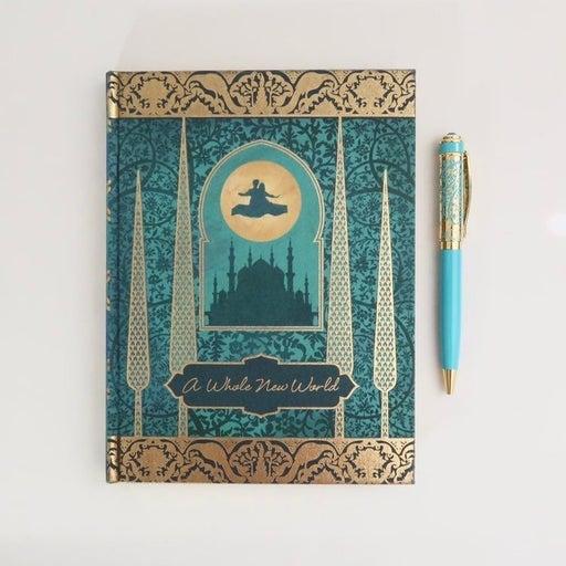 Aladdin Broadway Musical Journal and Pen