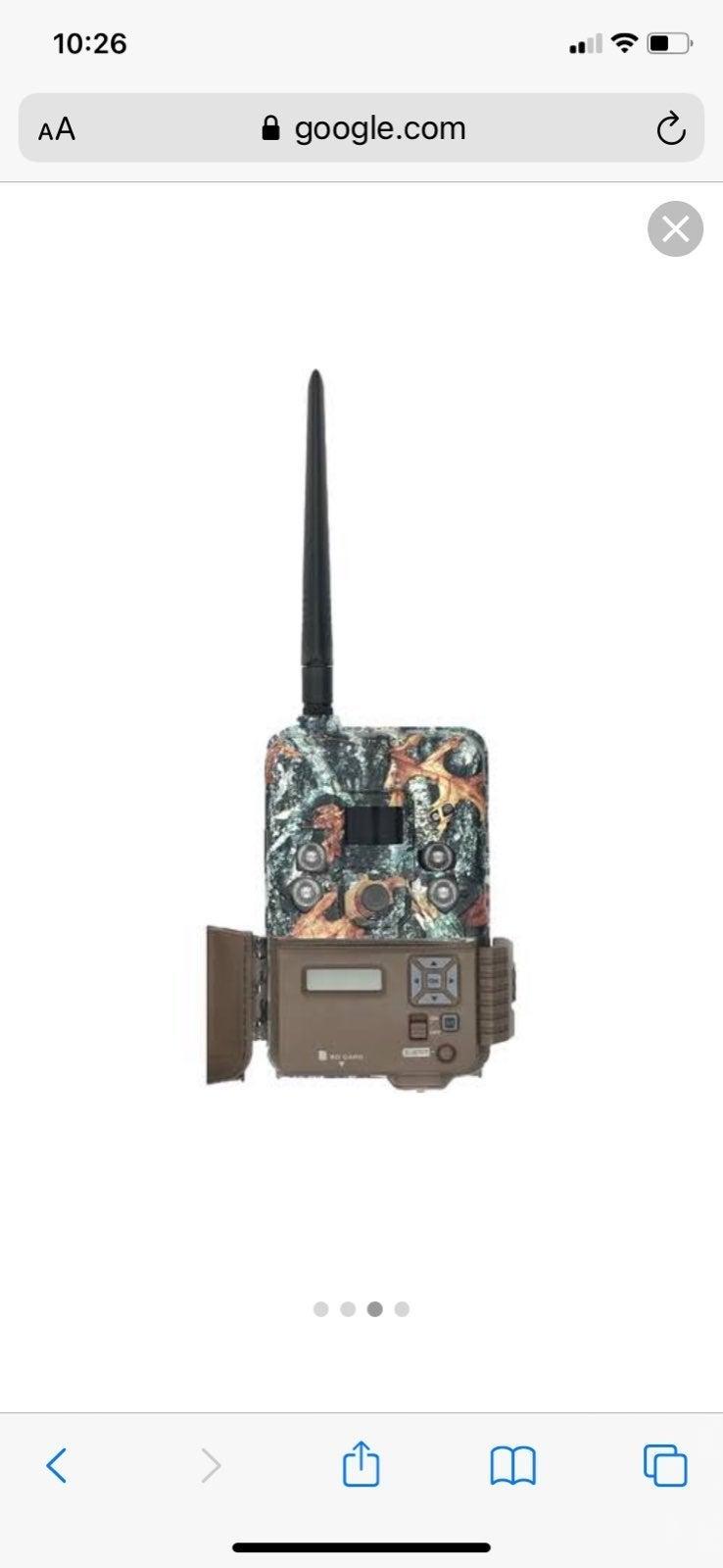Defender scout pro 18 MP trail cam
