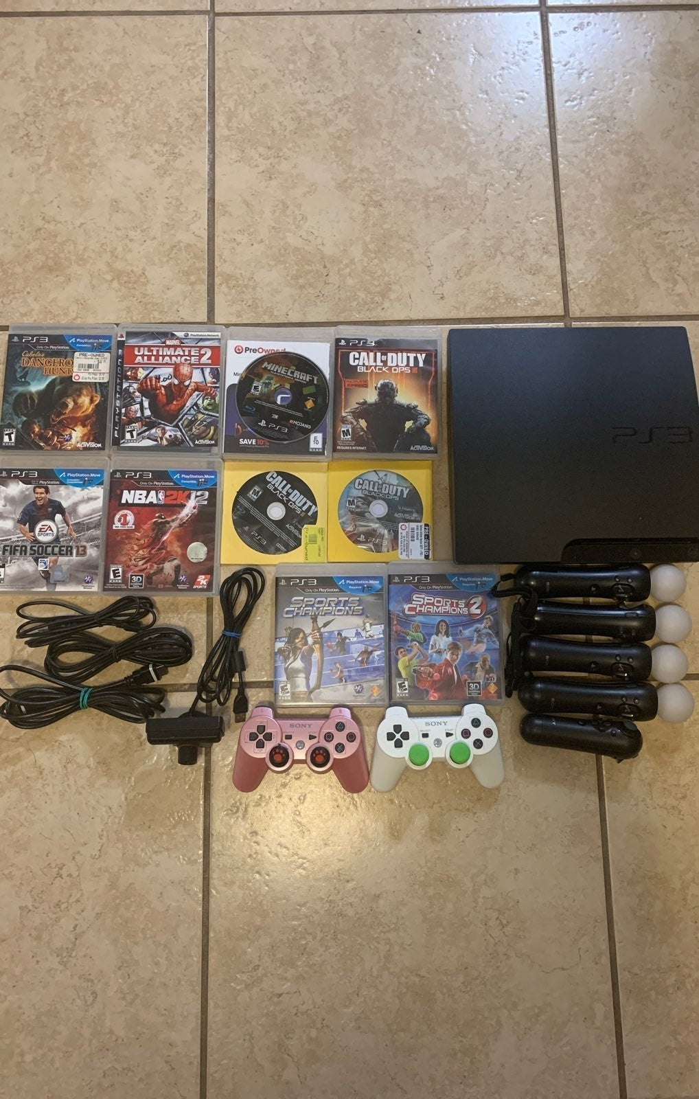 Slim PS3 bundle