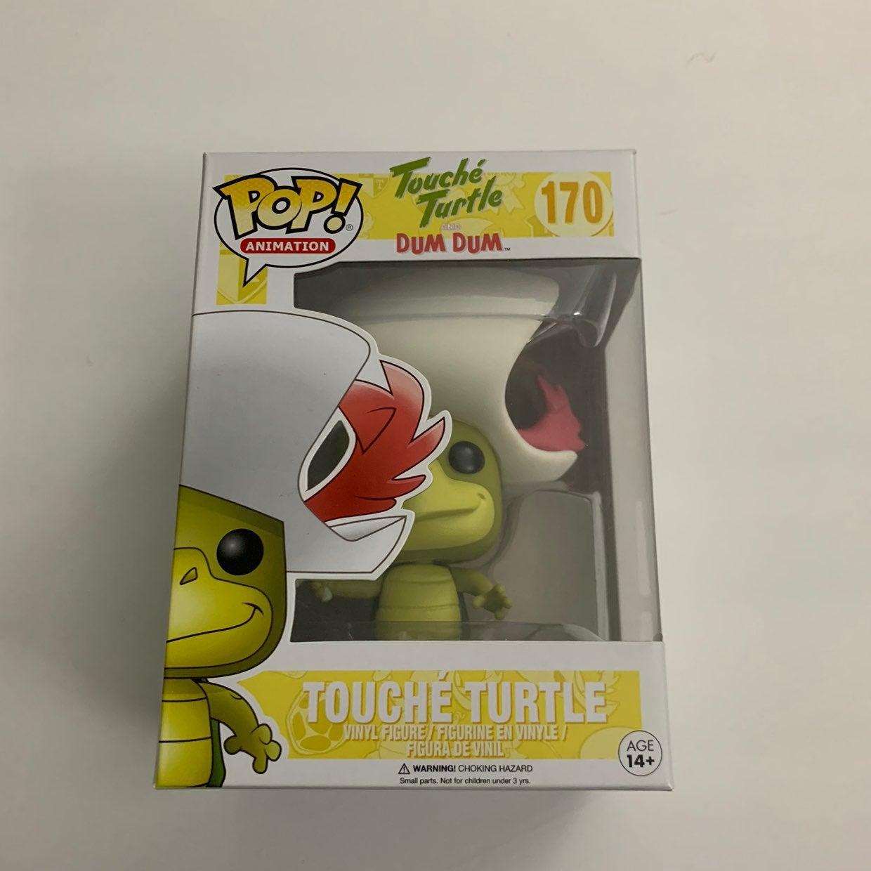 Funko pop touche turtle 170