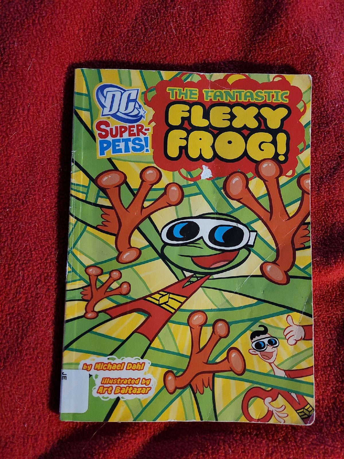 3 Children's Books About Frogs. PB