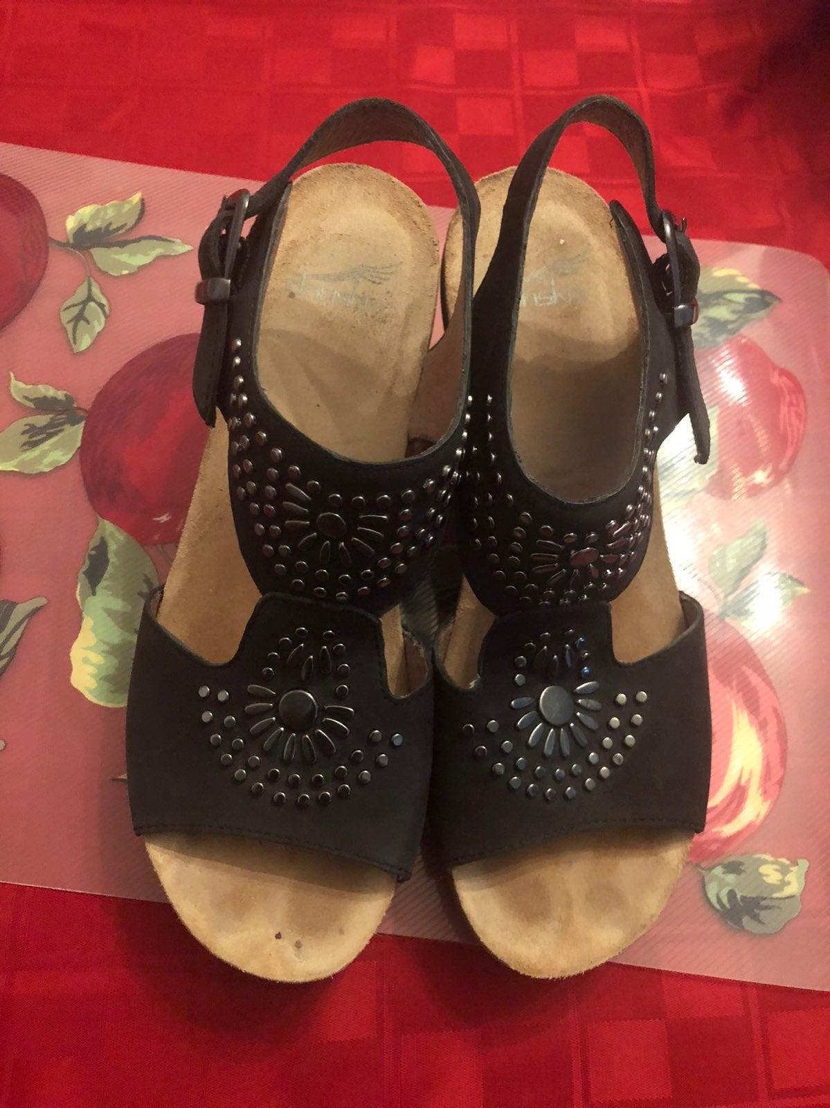 Dansko Ladies Sandals