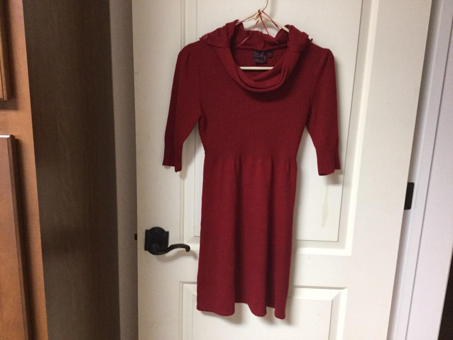 Takeout Dress EUC