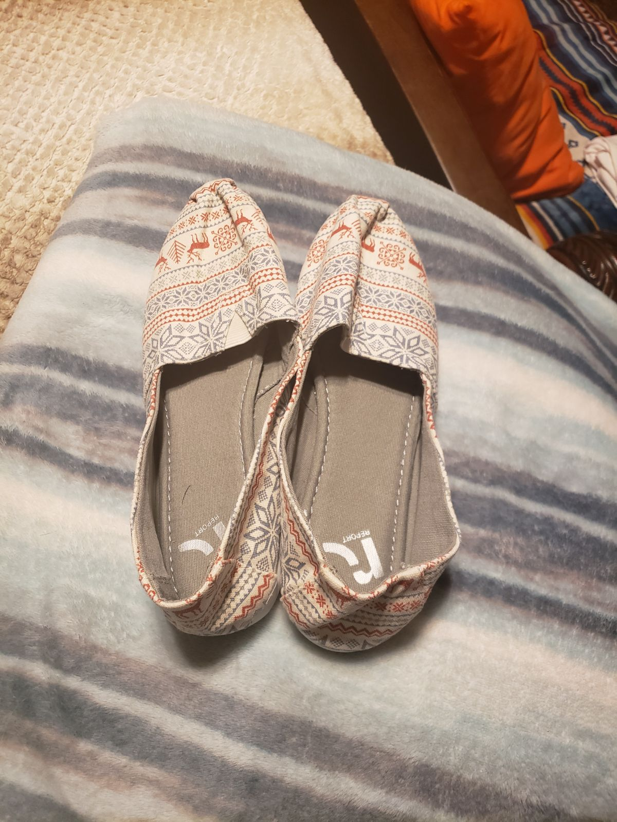 Report loafers