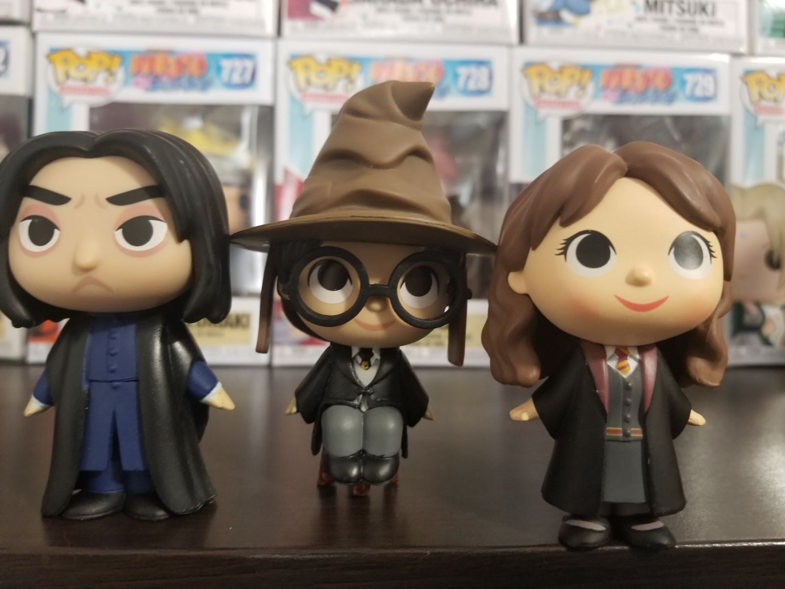Harry Potter Mystery Mini Funko Lot