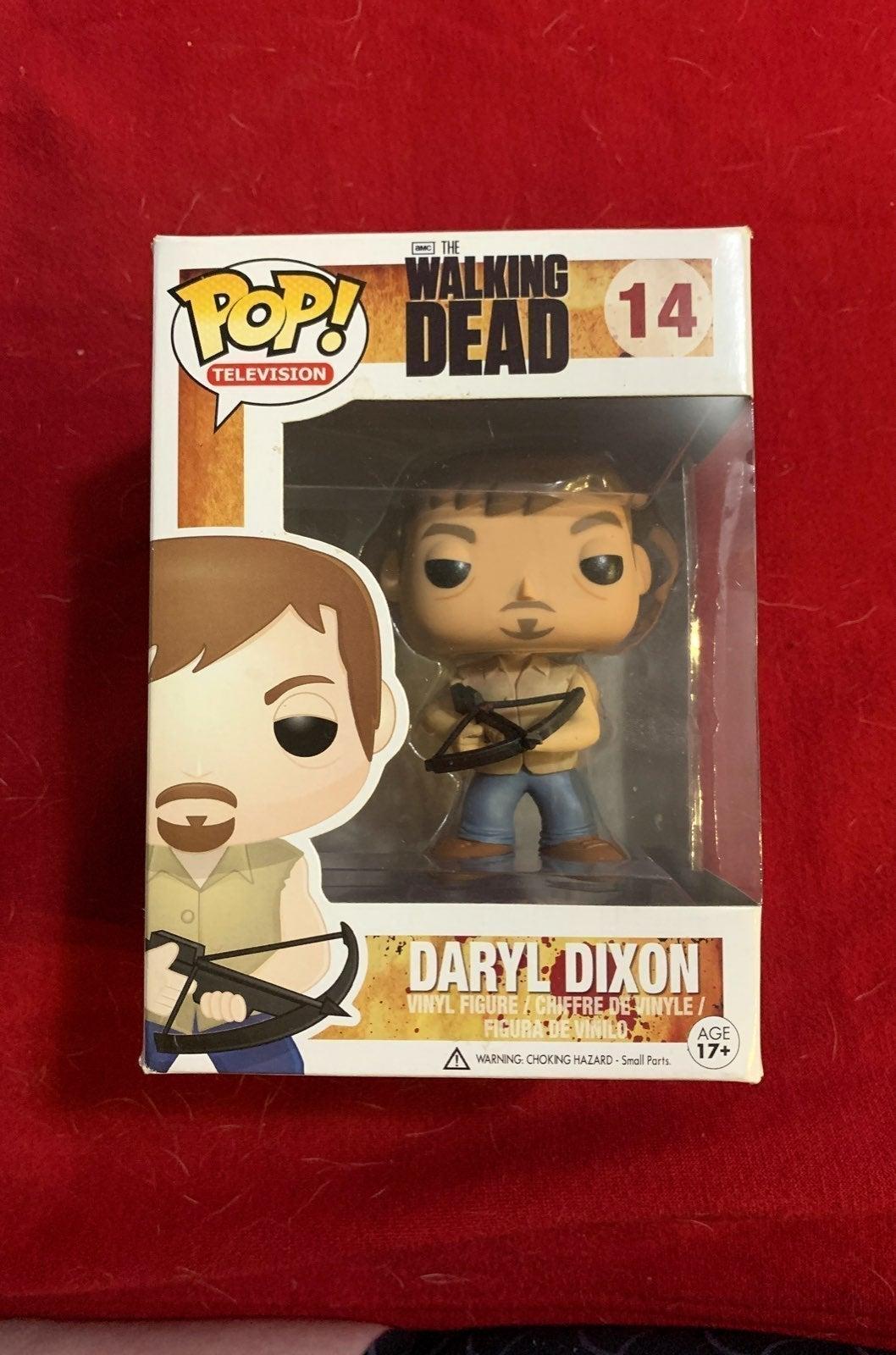 Walking Dead Funko Pop Daryl Dixon #14