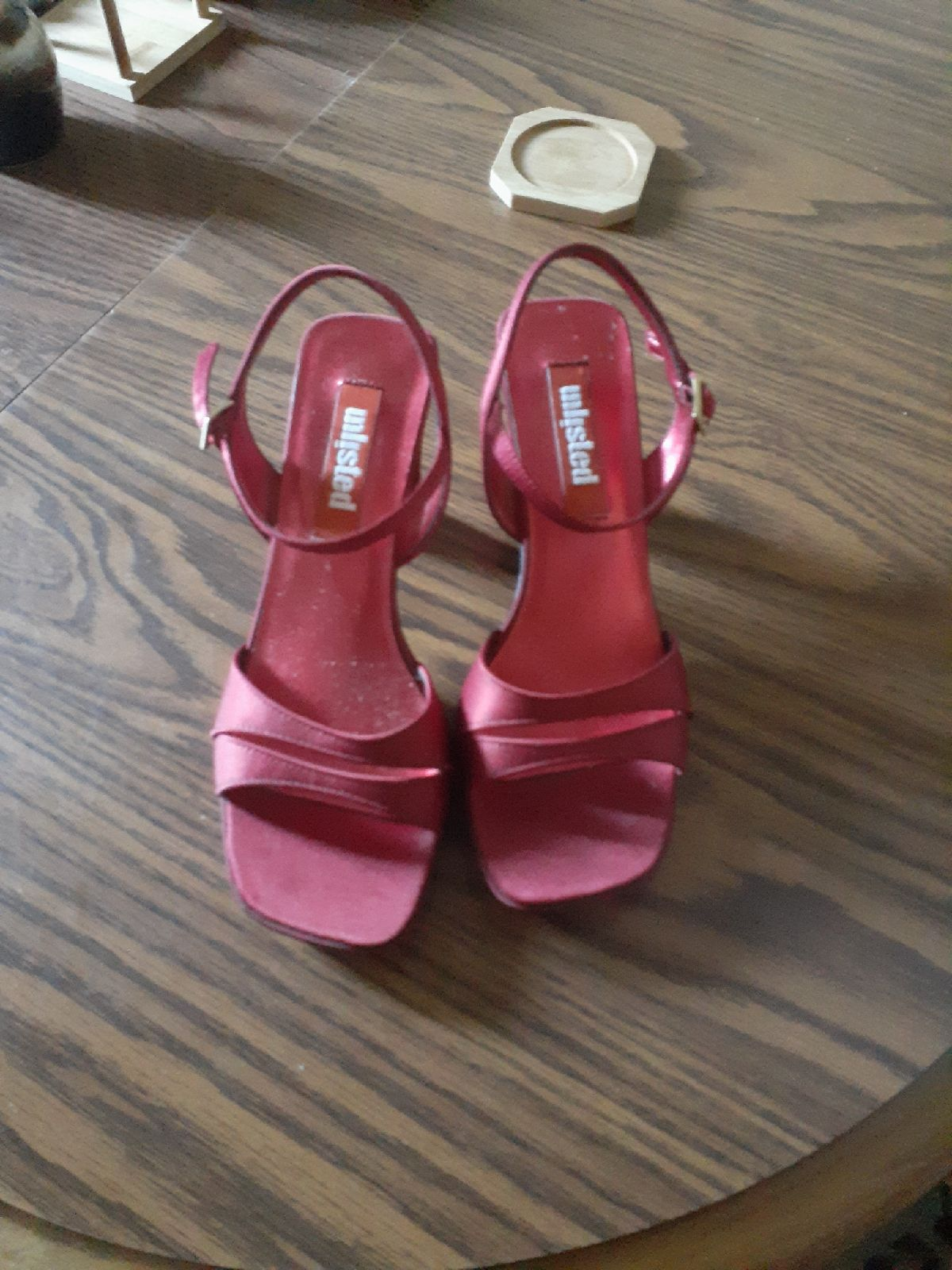 Red Heels size 6.5