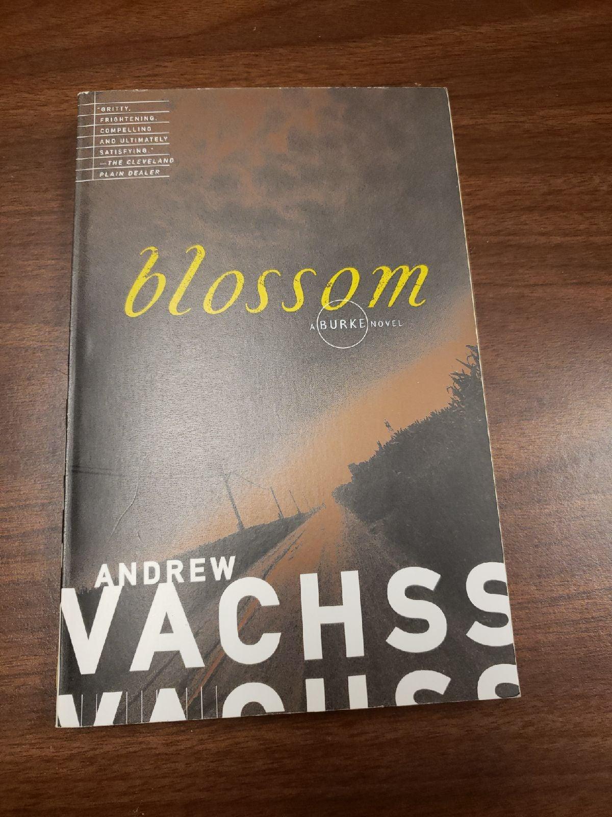 Blossom A Burke Novel Andrew Vachss