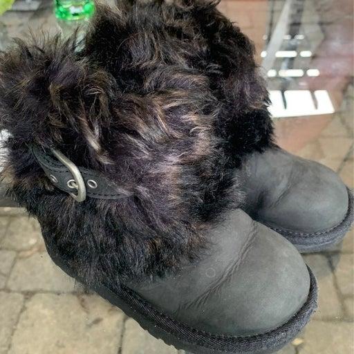 UGG Australia Black boots
