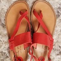 c091c3371843 Mila Paoli. 6. Italian Sandals