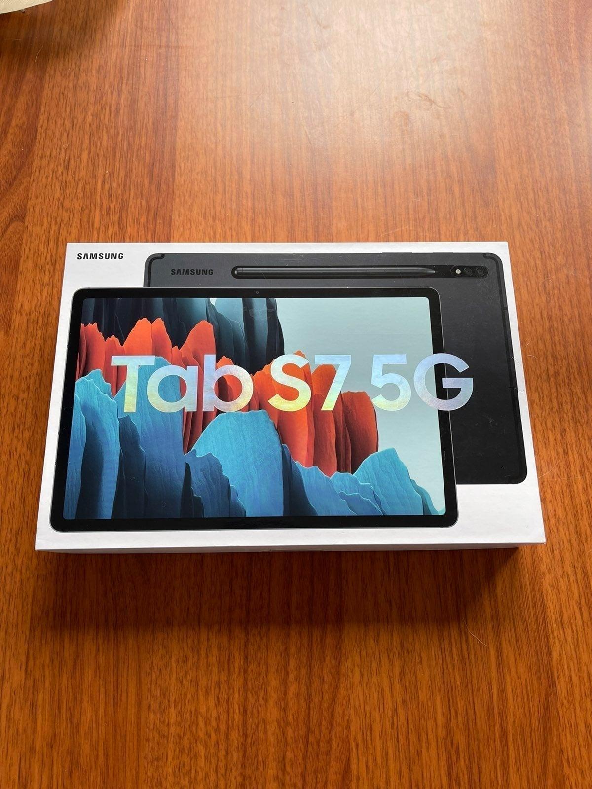 Samsung Galaxy Tab S7 5G 128gb Unlocked