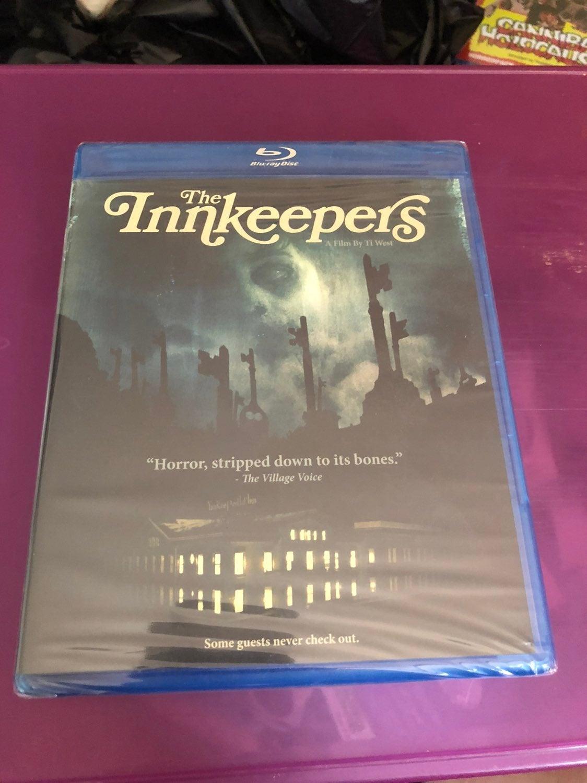 The Innkeepers Blu Ray