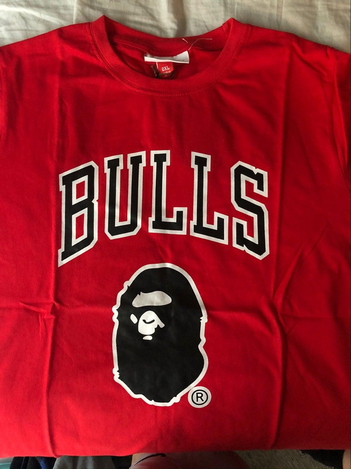 Bape Bulls tee