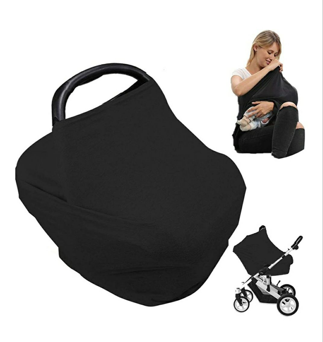 carseat cover / nursing cover