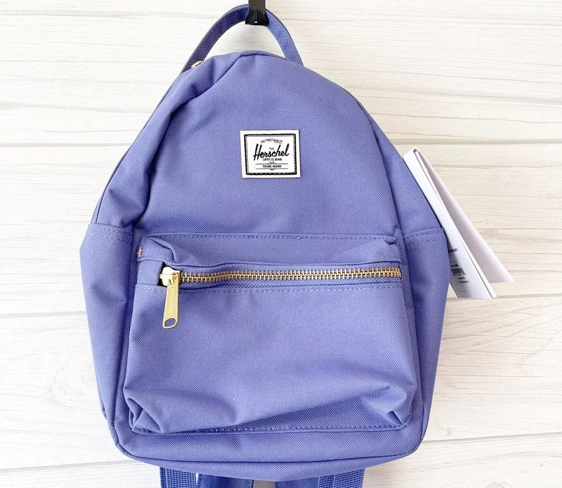 NWT Herschel Supply Nova Mini Backpack