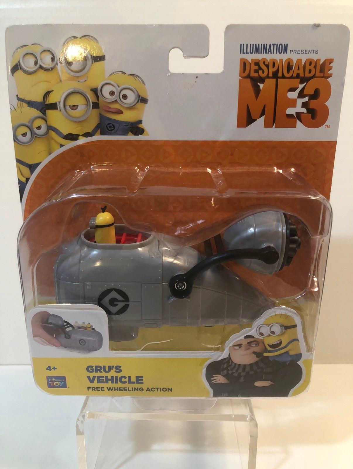Gru's Vehicle Despicable Me 3