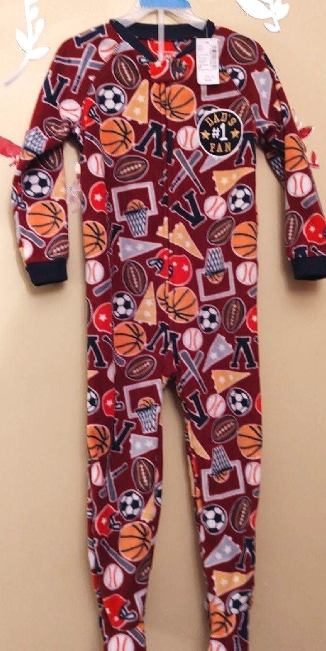 pajamas toddler boy 4t