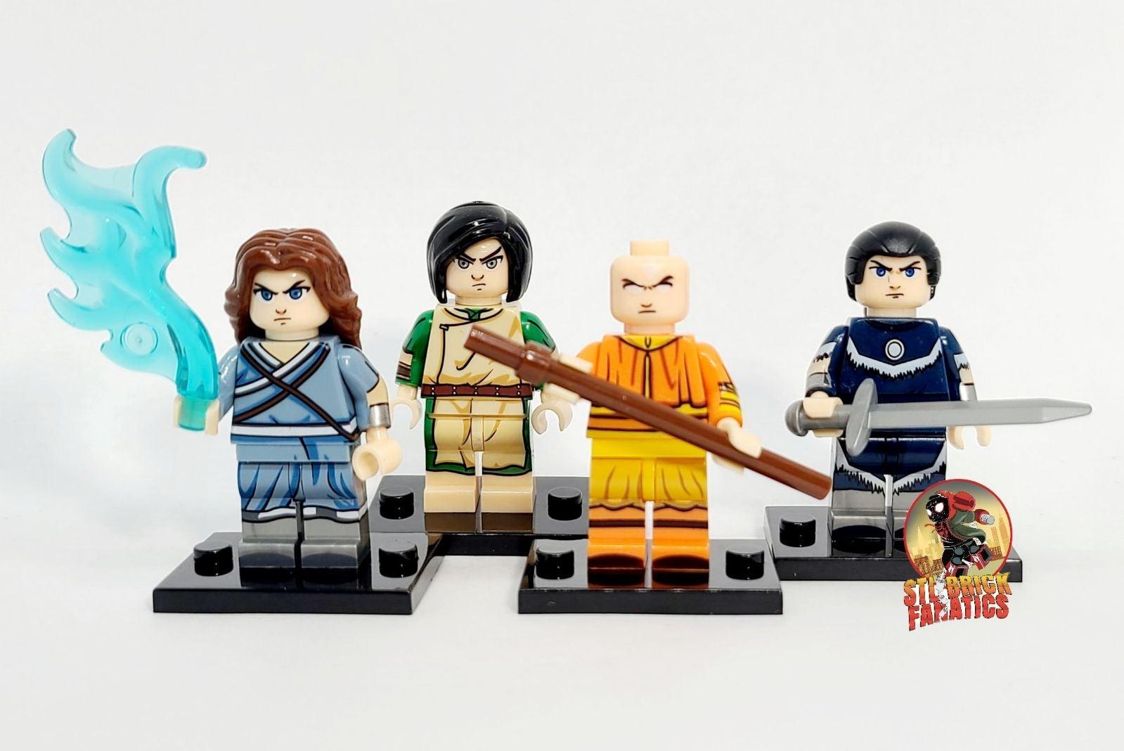 Avatar custom minifigures US seller!