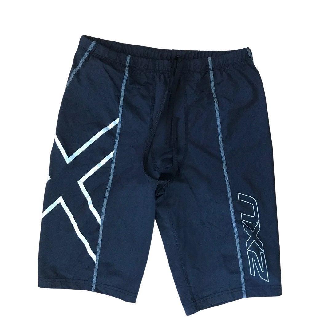 2XU Men's Compression Running Shorts XL