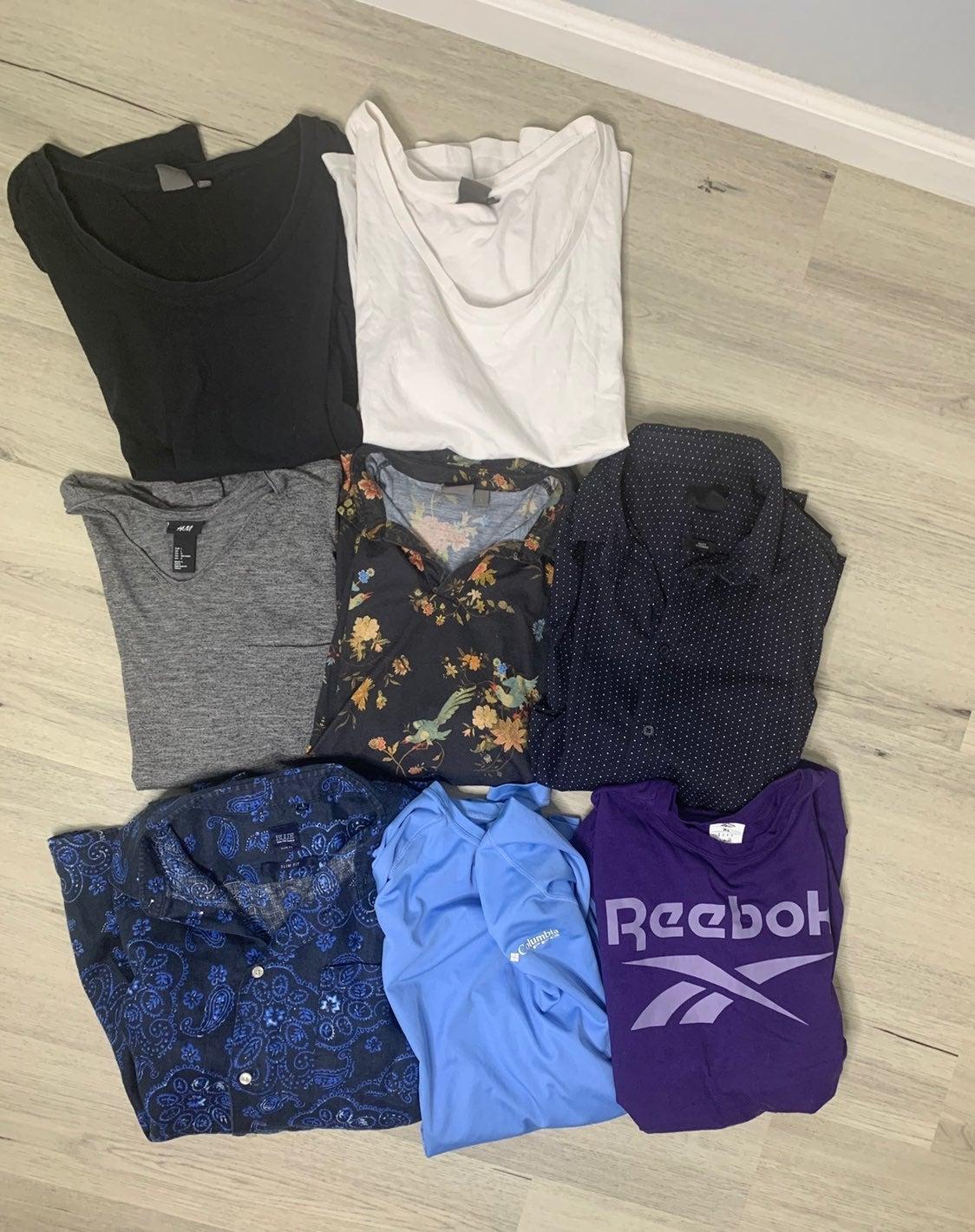 Mens Clothes Bundle Lot