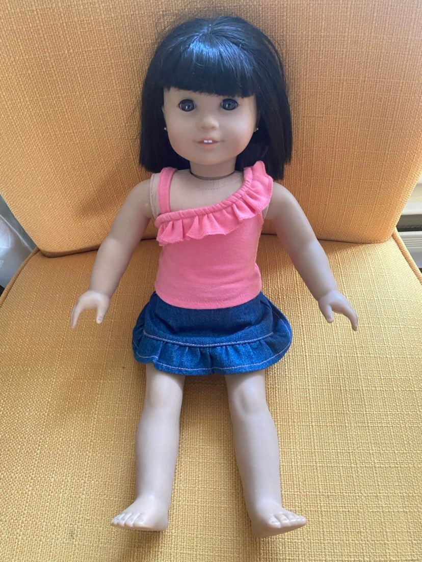 American Girl Doll Ivy Ling
