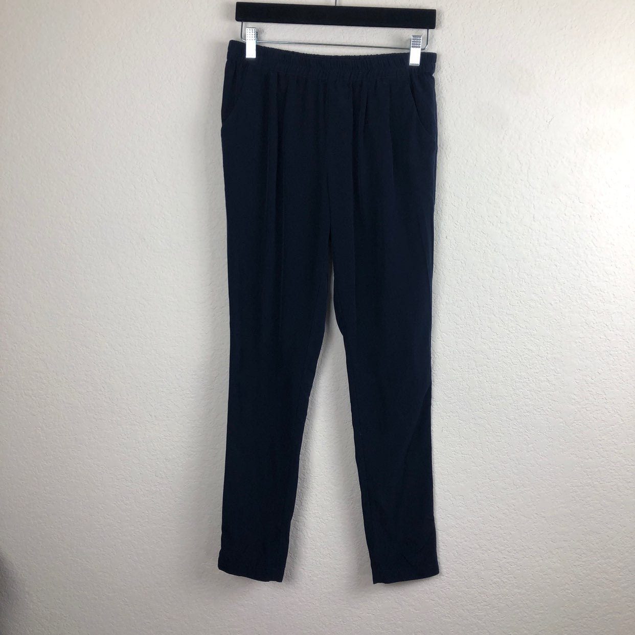 Merona Blue Ankle Length pants XS
