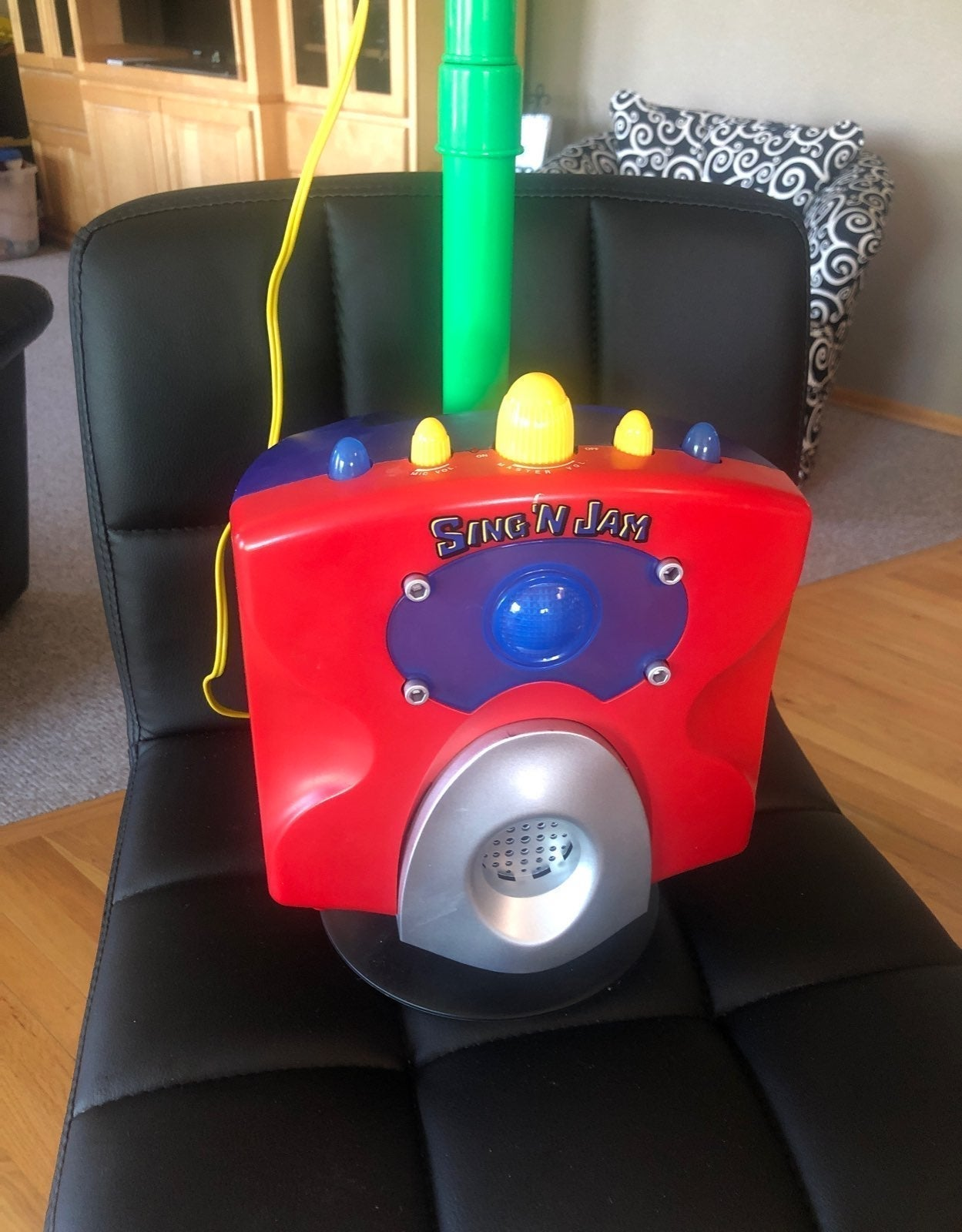 Sing n jam karaoke machine