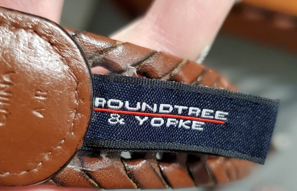 Mens belt by Roundtree and  Yorke