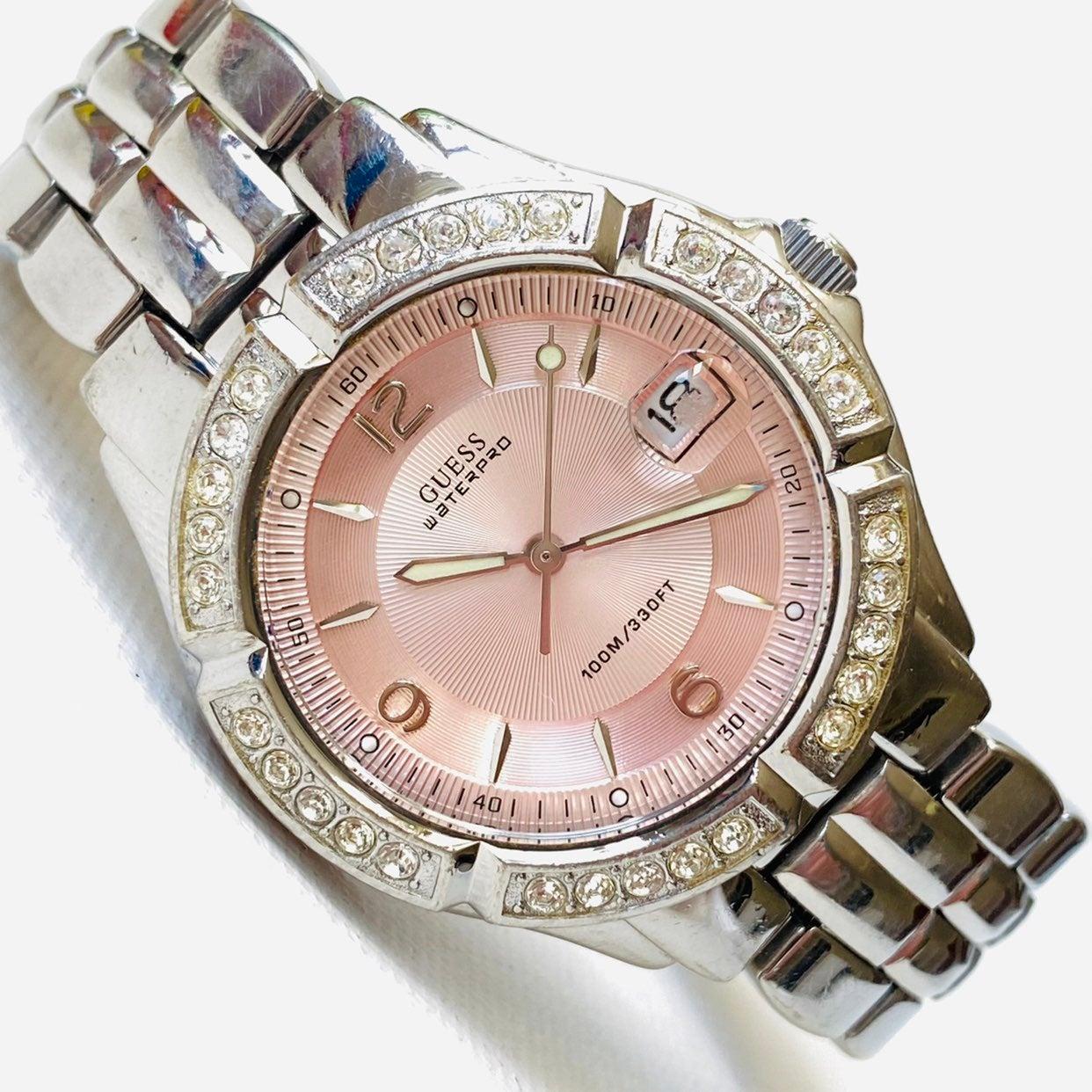 Guess WaterPro Women's Watch Silver