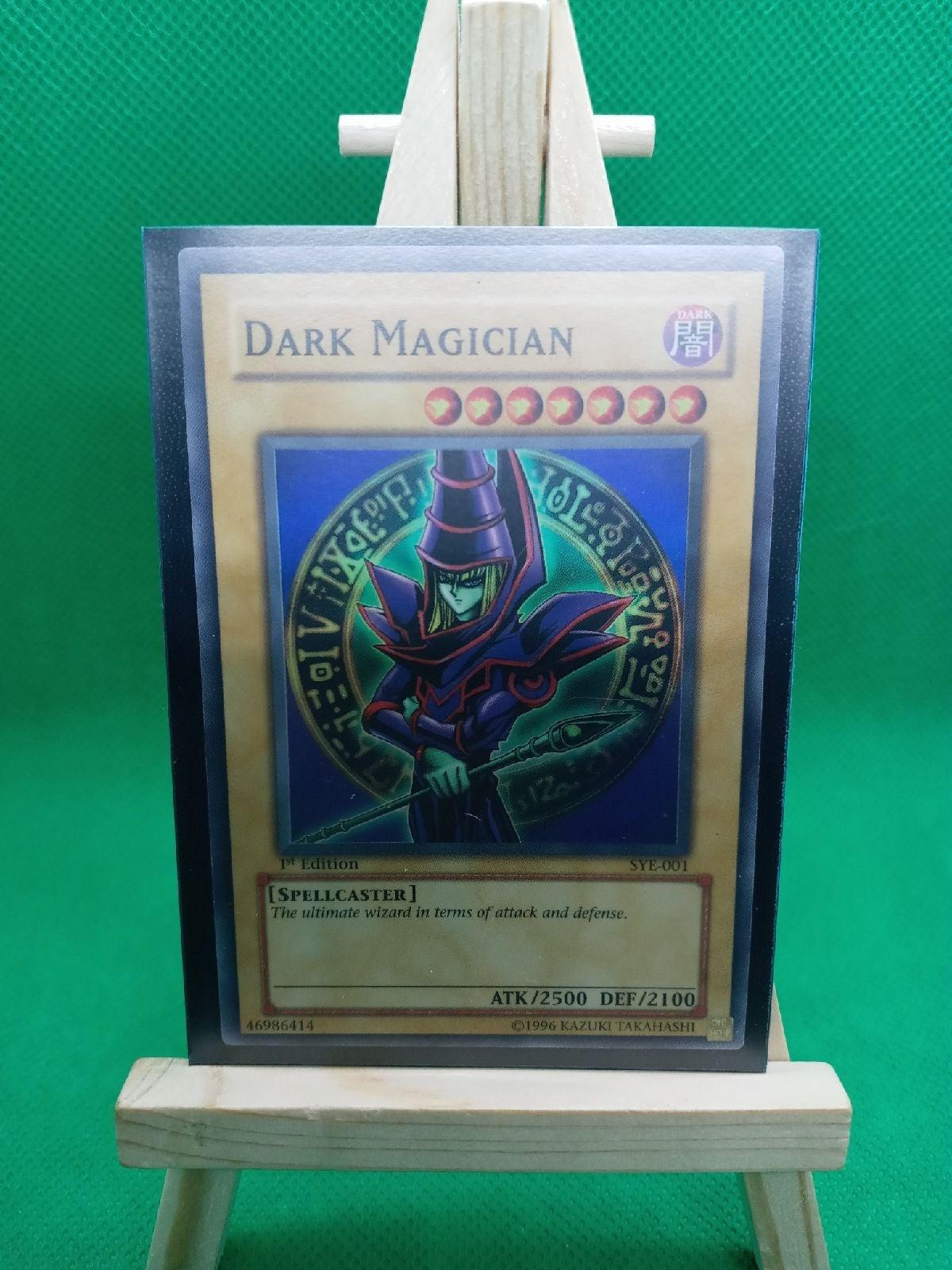 Yugioh Dark Magician 1st Ed SYE-001