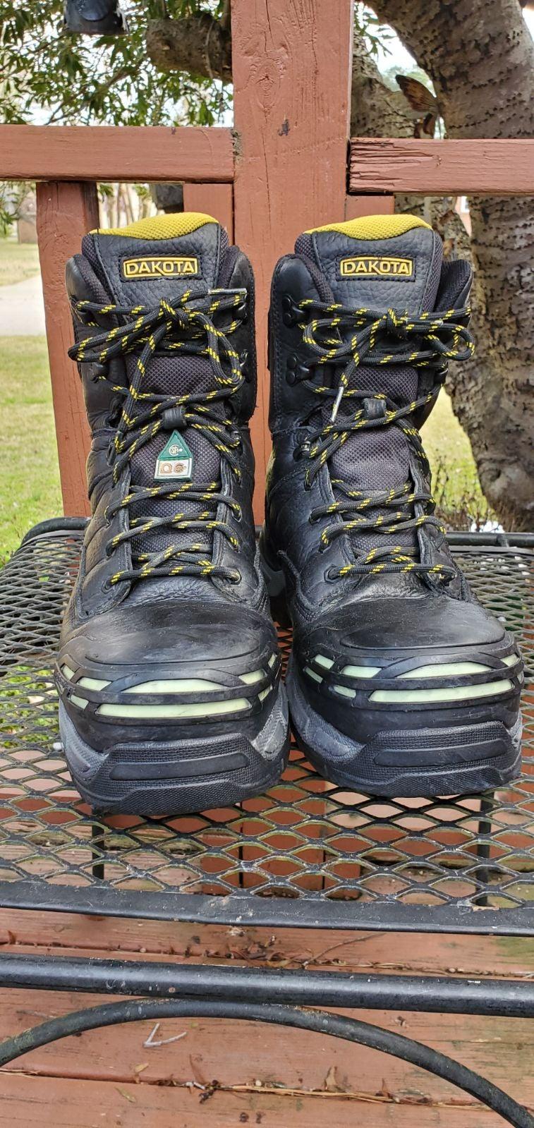 Premium Dakota T MAX work boots sz 10.5