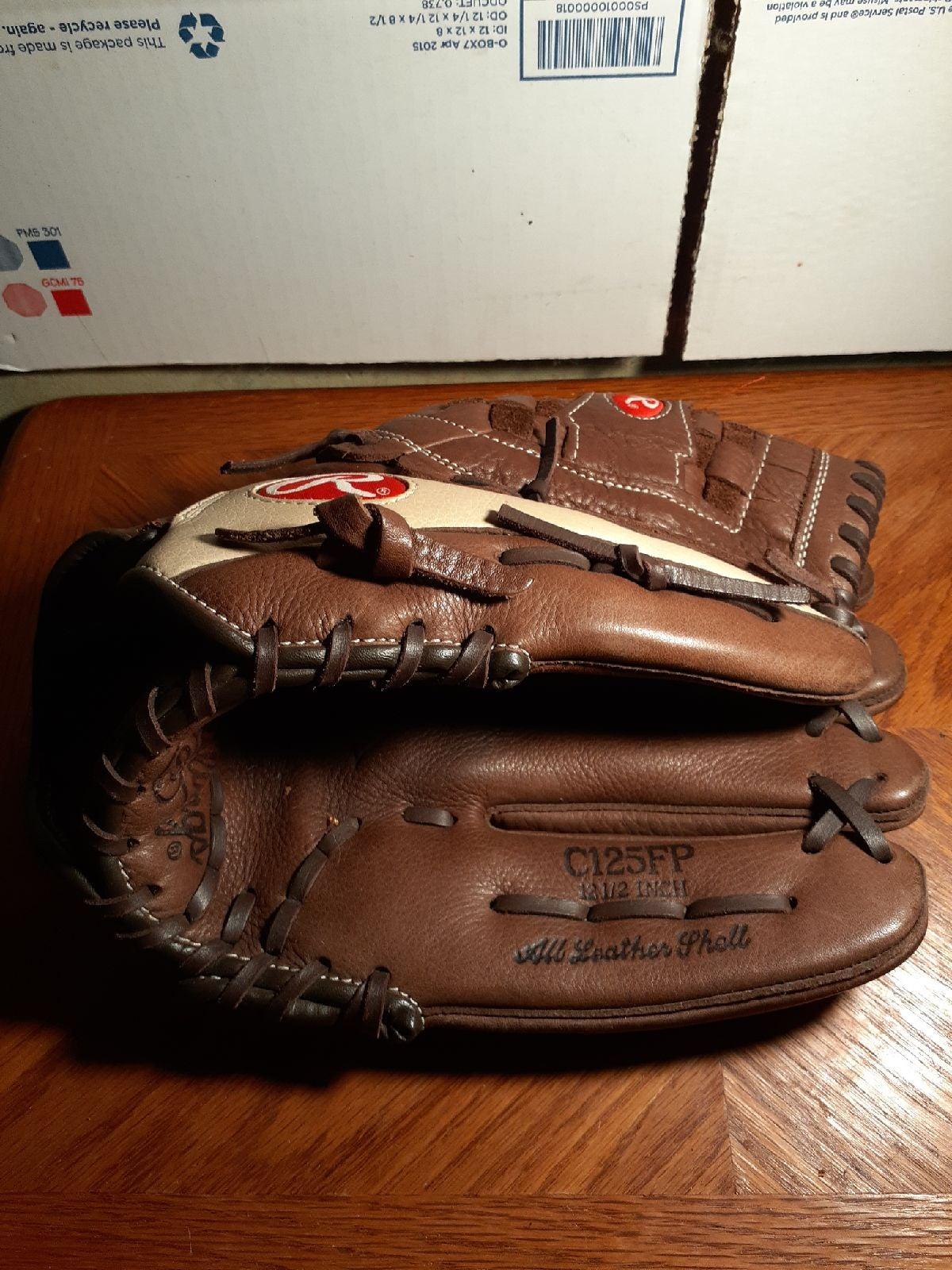 Rawlings C125FP Baseball Glove