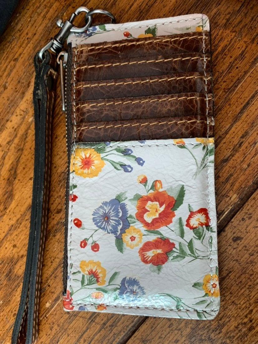 Patricia Nash card Wallet
