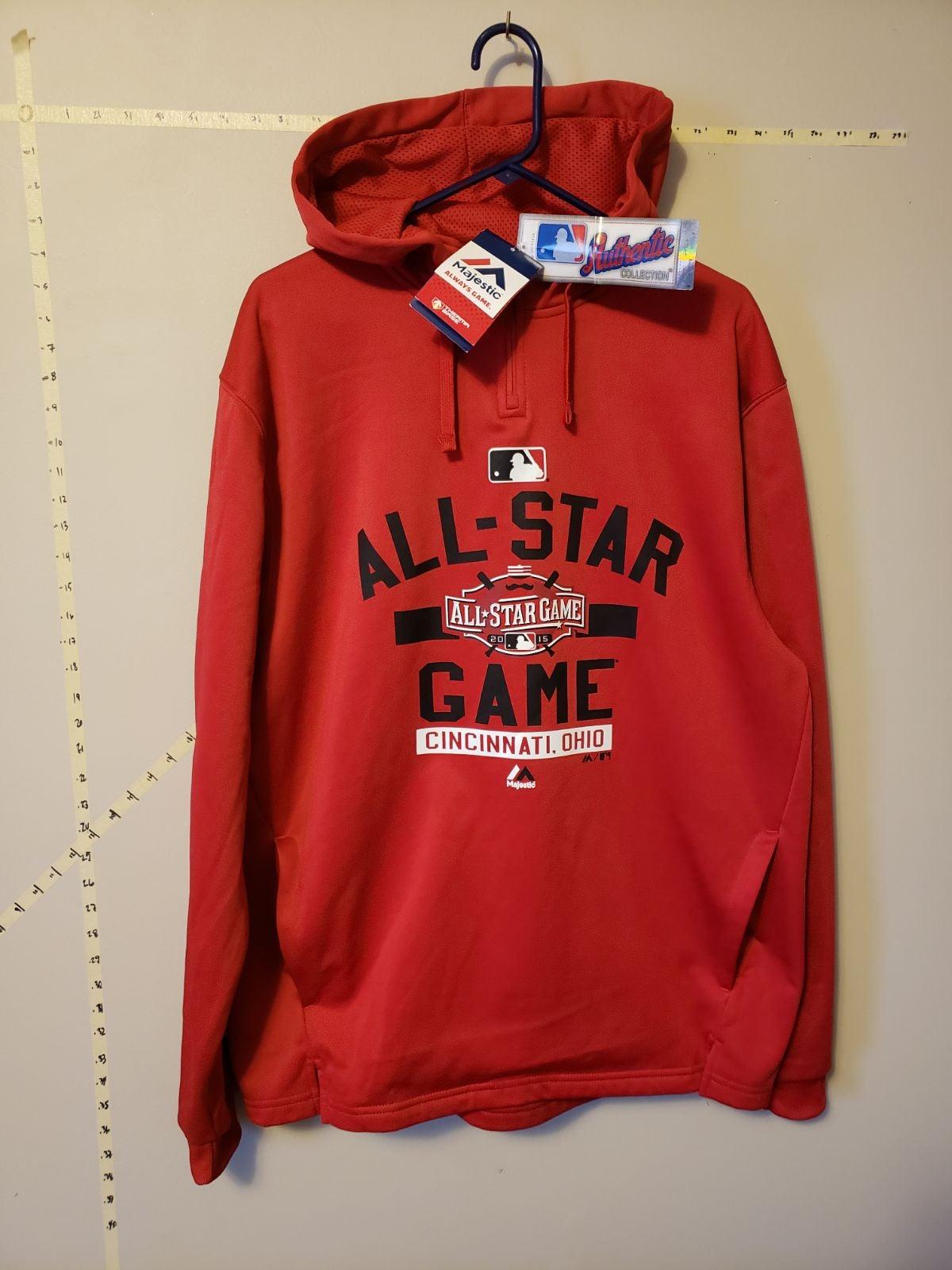Majestic BRAND NEW 2015 All-Star Hoodie