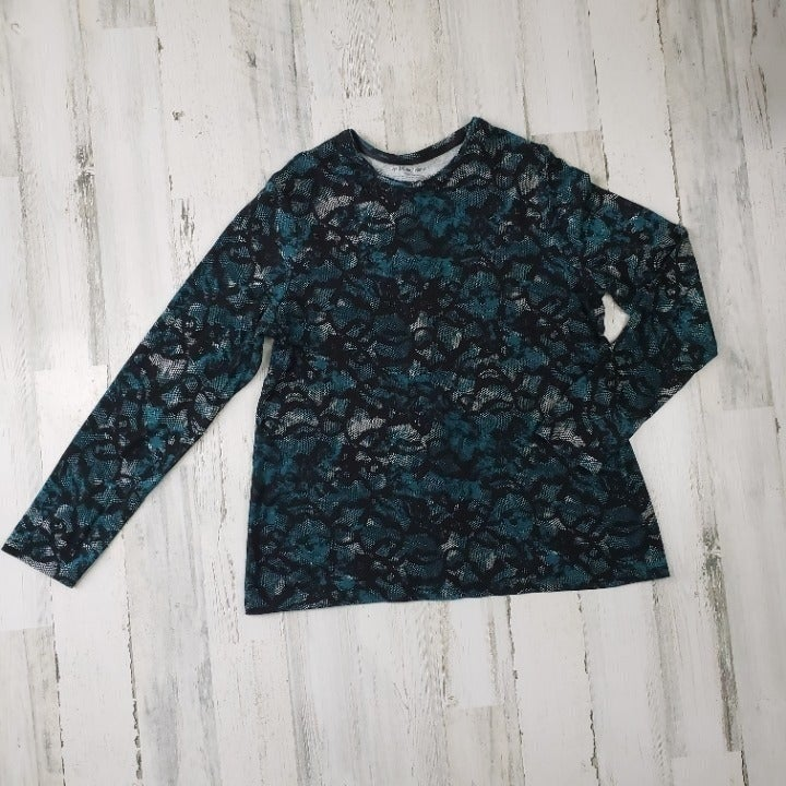 West Bound Woman Knit Top Size 1X