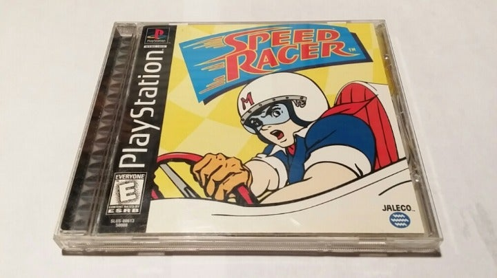 Speed Racer PlayStation Complete