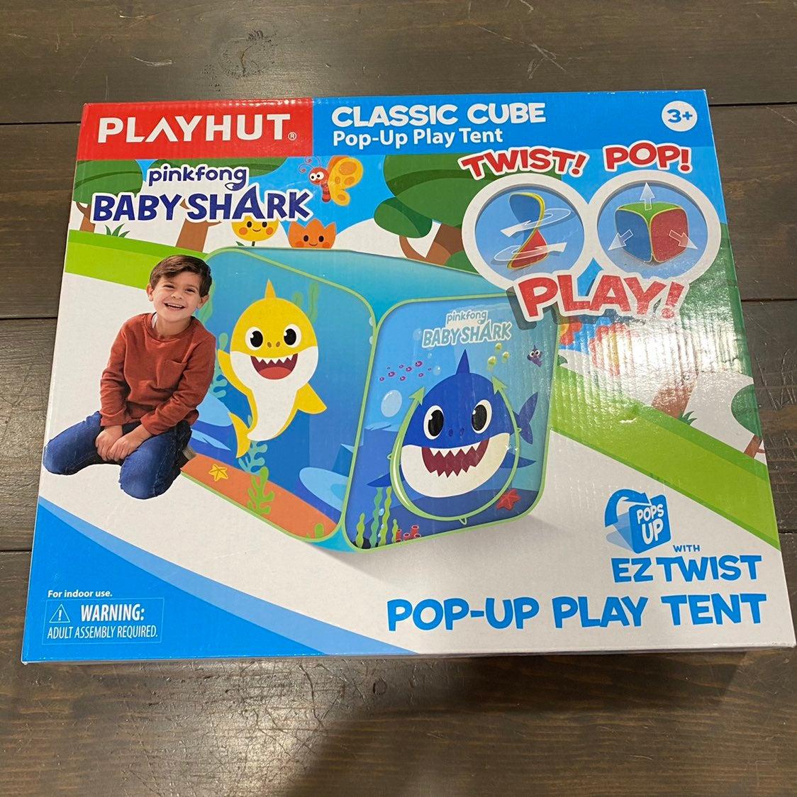 Baby Shark Pop Up Play Tent