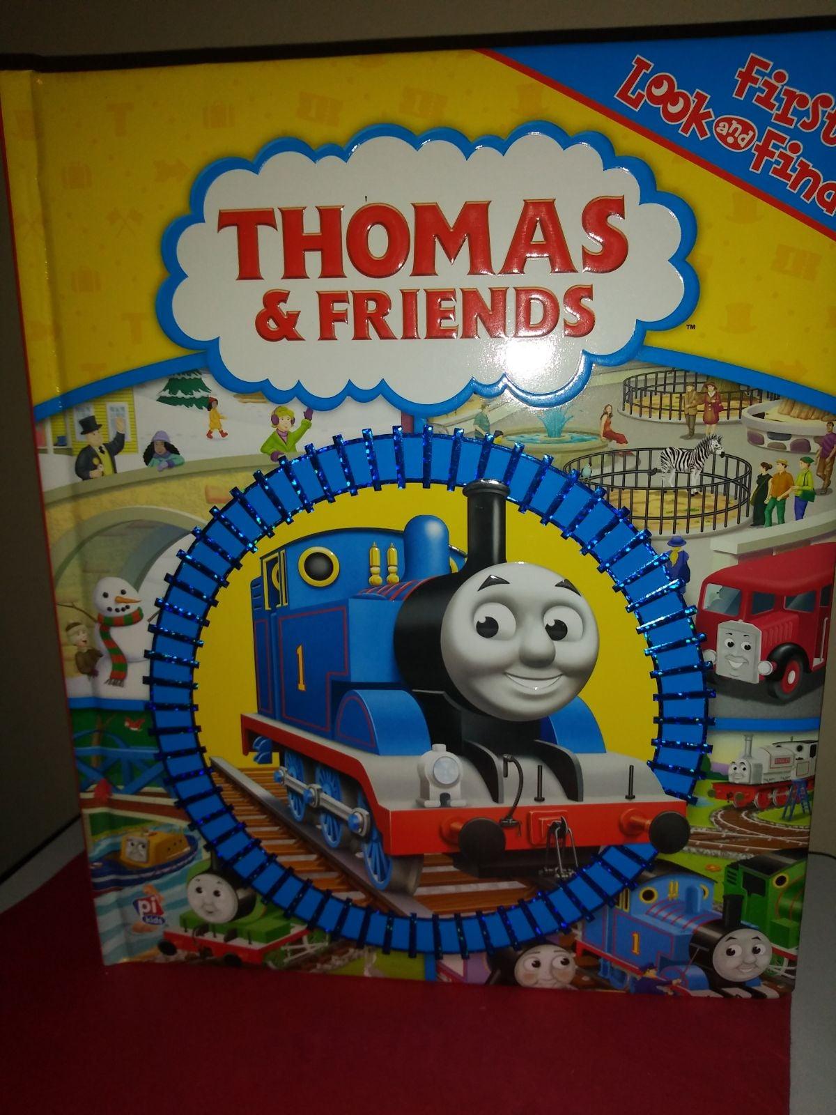 Thomas&Friends Book