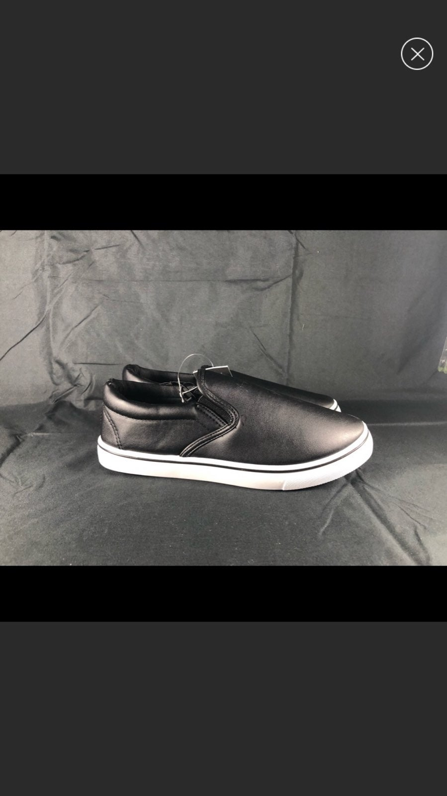 Rue21 Faux Leather Slip Ons
