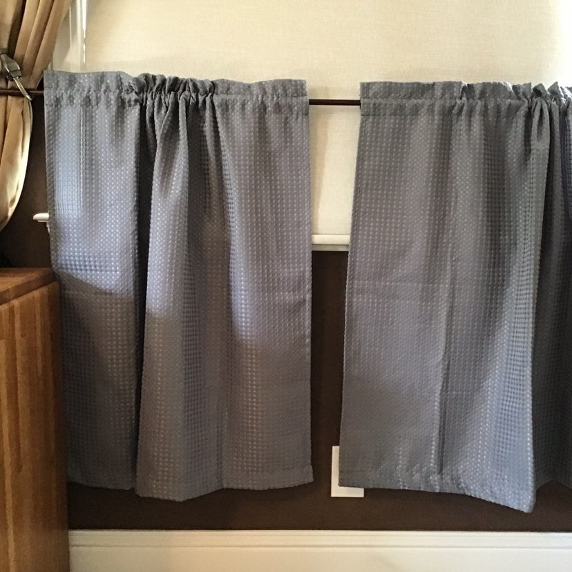 "Pocket Panel Curtains 36"""