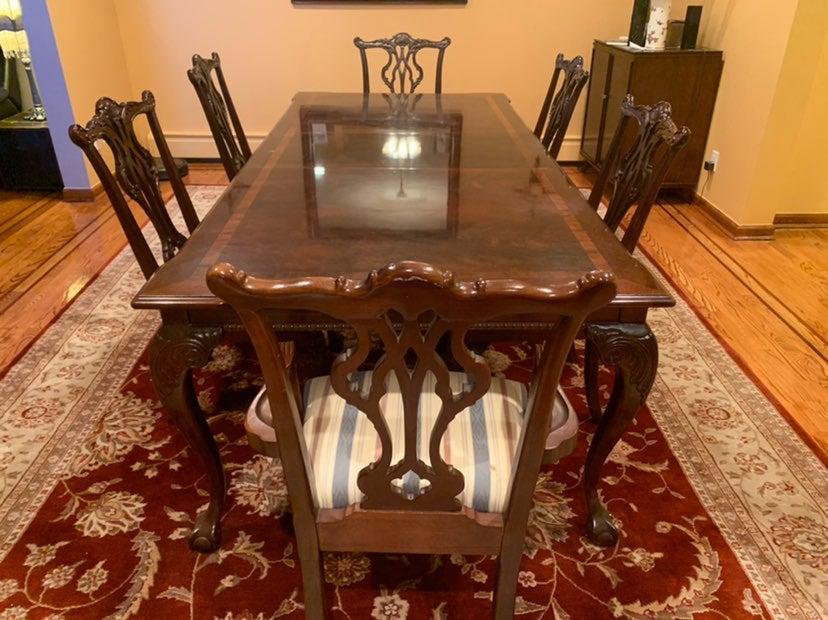Thomasville Funiture Dining Room Set