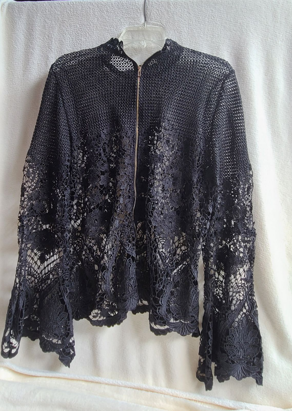 Project Runway Lace Jackets