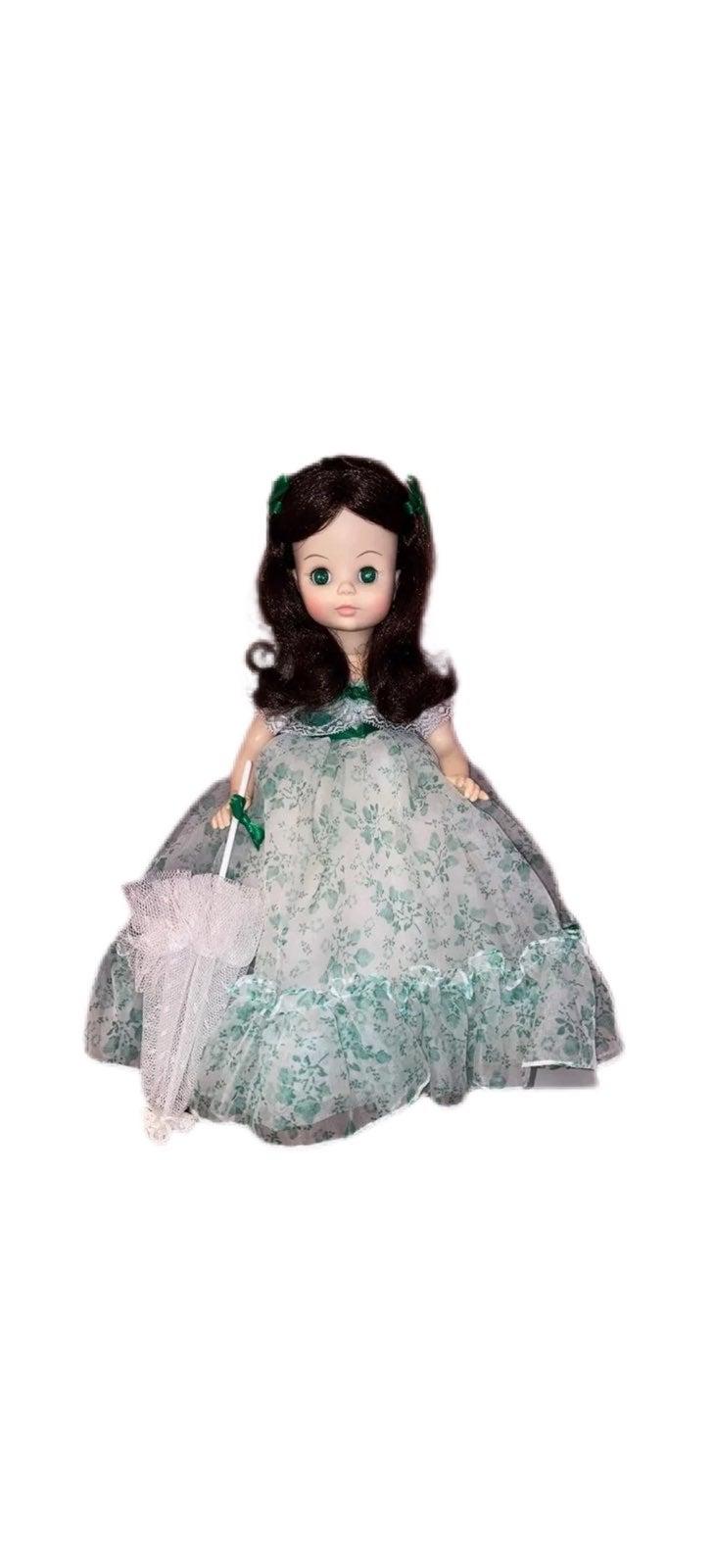 Madame Alexander Miss Scarlett Doll