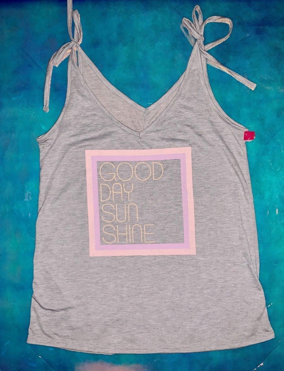 """""""Good Day Sun Shine"""" sleep wear"""