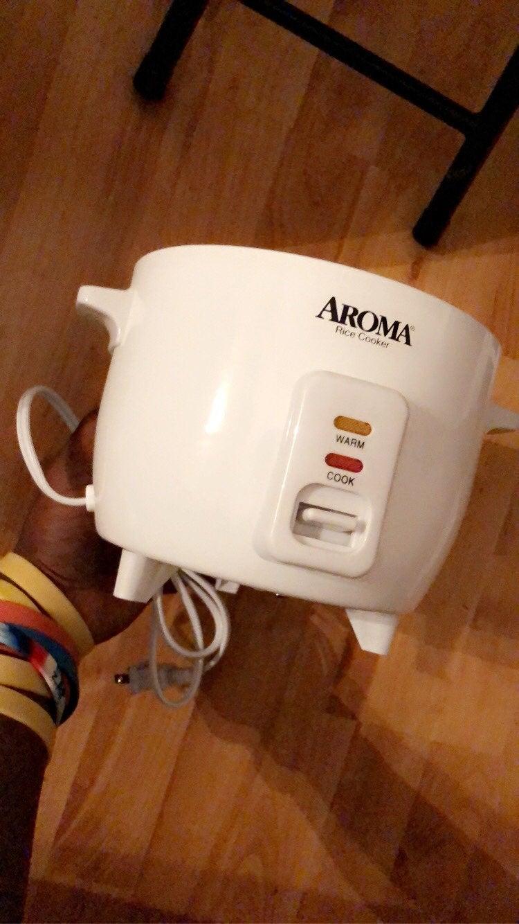 Mini portable rice cooker