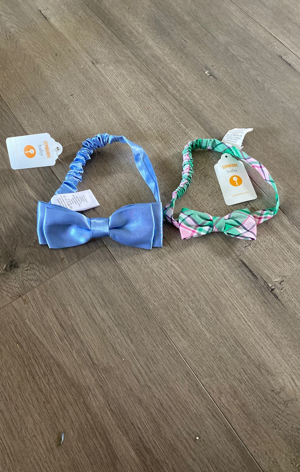 Gymboree baby headbands