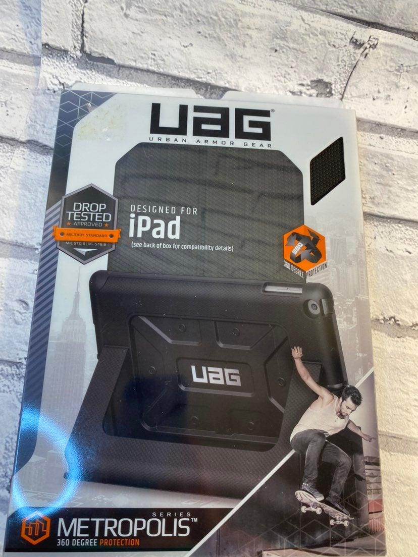 Urban Armor Gear iPad case.