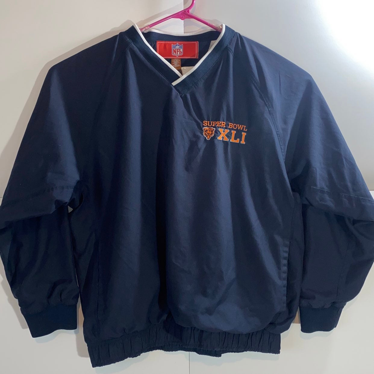 Chicago Bears Super Bowl XLI Jacket