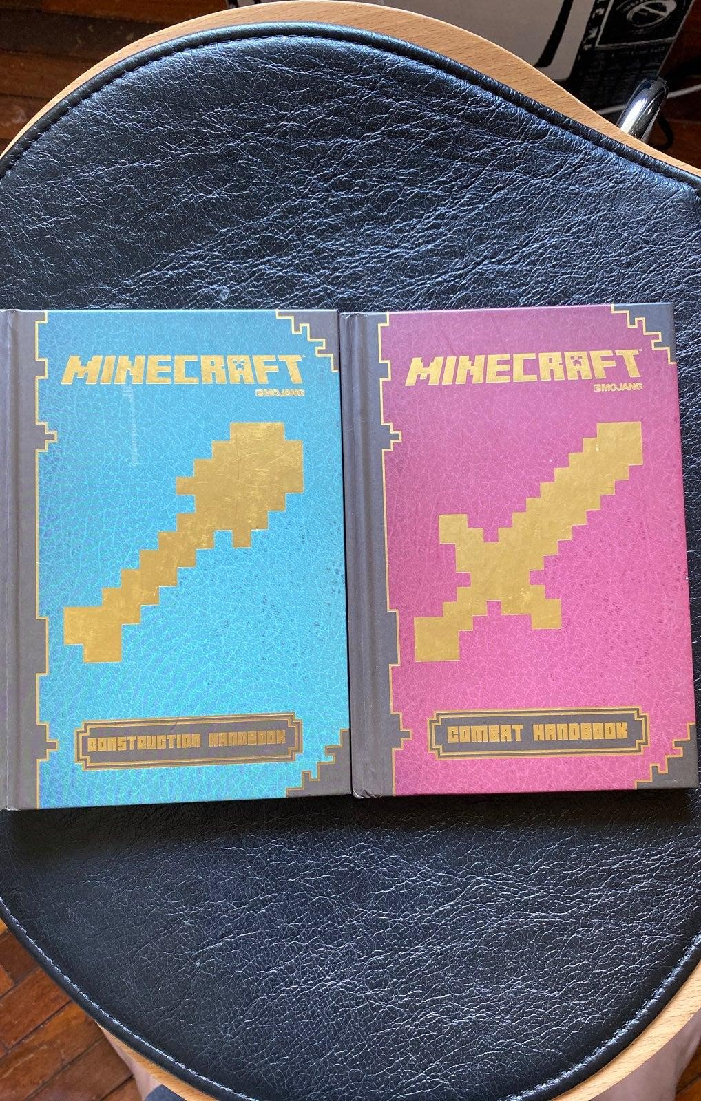 Minecraft Combat and Construction Handbo