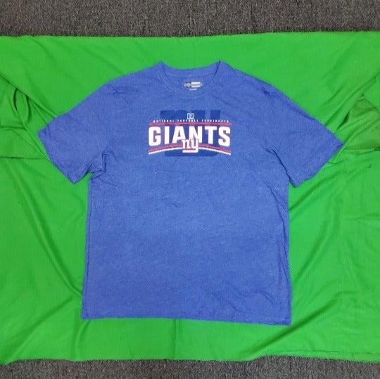 New York Giants Mens Tshirt size 2XL